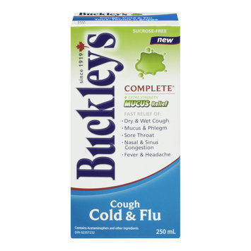 Buckley's Complete Cough Cold & Flu Syrup