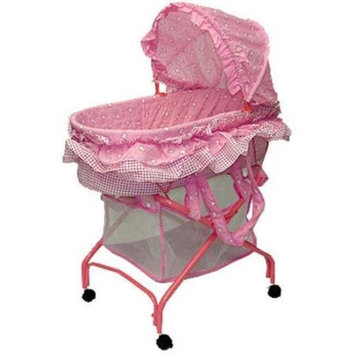 Best Bassinets, Sleepers & Moses Baskets Dream on Me Layla 2-in-1 Bassinet to Cradle