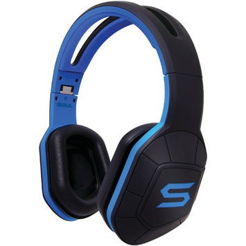 Soul Electronics Soul Combat Ultimate Active Performance Over Ear Headphones Electric Blue HEC0FWV5B-1612