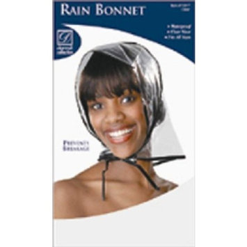 Donna Collection Rain Bonnet Clear #11017 by Donna Collection