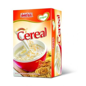 Gold Kili instant 3 in 1 Cereal, 10 -Count