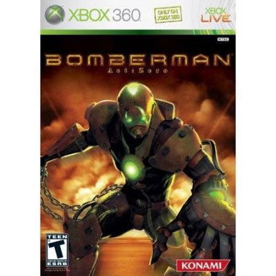 Microsoft Corp. Bomberman: Act Zero Xbox 360