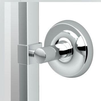 Gatco Designer II 29 in. x 33 in. Framed Single Large Rectangle Mirror in Chrome