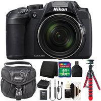 Nikon COOLPIX B700 20.2MP Point and Shoot Digital Camera + 8GB Accessory Kit