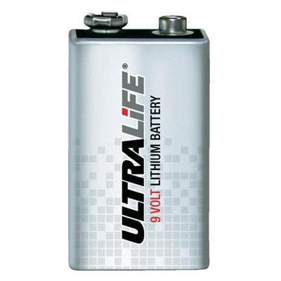 Ultralife U9VL-BP 9V Lithium Battery (Discontinued by Manufacturer)