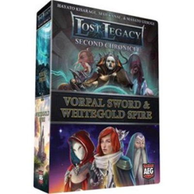 Alderac Entertainment Group 5821 Lost Legacy - Vorpal Sword & WHGD Spire