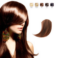 Buy 2 Hollywood Hair Sweeping Side Fringe and get 1 Free - Auburn Red (Pack of 5)