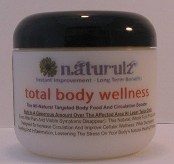 Total Body Wellness Naturulz 4 oz Cream