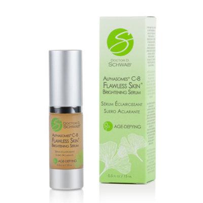 Dr. Schwab Alphasomes C-8 Flawless Skin Brightening Serum Age-Defying 0.5oz