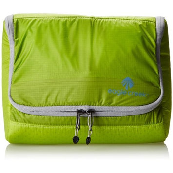 Eagle Creek Kulturbeutel Kosmetiktasche Pack-It Specter On Board Hygienetasche zum Aufhängen Packing Organiser, 25 cm, 5.5 liters, Green (Strobe Green)