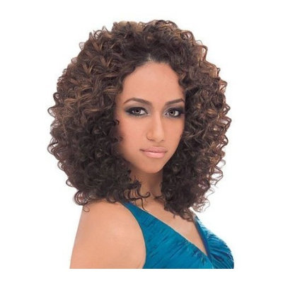 MITZI (S1B/30) - Outre Synthetic Quick Weave Half Wig