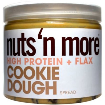 High Protein Peanut Butter - COOKIE DOUGH (16 Ounces Cream) by nuts n more at the Vitamin Shoppe