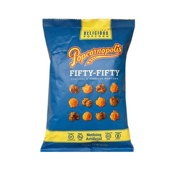 Popcornopolis New Special Edition Delicious Popcorn (Fifty-Fifty)