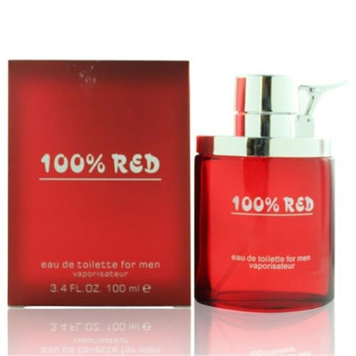 Perfume Inc RED 3.4 oz EDT Men New in Box