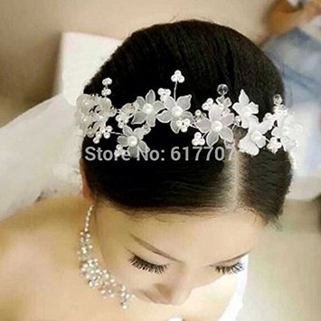 6Pcs/Set New Design Best Gift for Bride Simulated Pearl Hairpins Bridal Hair Accessories Hair jewelry Wedding Jewelry