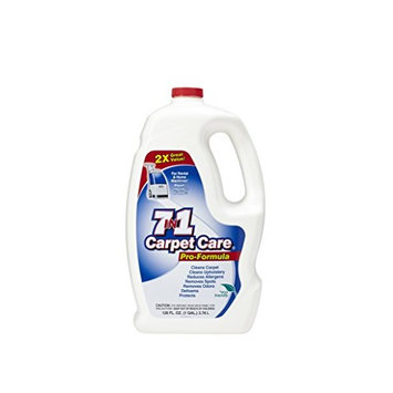 7in1 Carpet Care Pro Formula Solution-Case of two 1 gallon bottles [2]