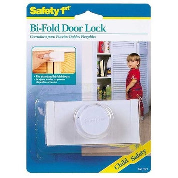 Mag Security Prime-Line(r) Child Safety Bi-Fold Door Safety Latch (S 4553)