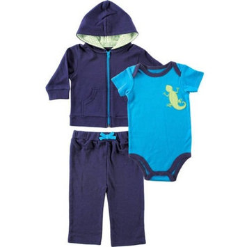 Baby Boy Hoodie, Bodysuit and Pant [baby_clothing_size: baby_clothing_size-6-9m]