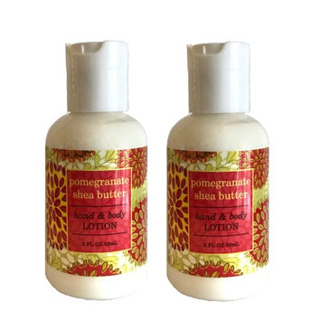 Greenwich Bay Trading Co. Mini Hand and Body Lotions in