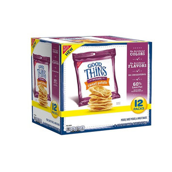 Good Thins: The Potato One, Sweet Potato, 12 Count Individual Snack Bags