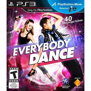 Sony Computer Entertainment Studios London Everybody Dance (PS3) - Pre-Owned