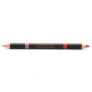 Lip Liner Duo by Jemma Kidd Make Up School Pink 1.2g