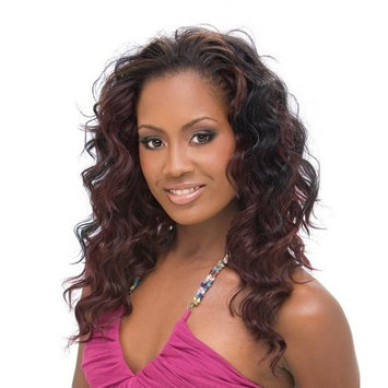 OUTRE Velvet Remi Human Hair Weave - EUROPEAN DEEP WAVE WEAVING 10S-F1B/30