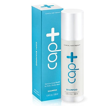 Cap+ Clinical Hair Therapy Shampoo for use in conjunction with the Capillus low-level light therapy devices