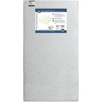 Serta New Dawn Deluxe Crib and Toddler Mattress