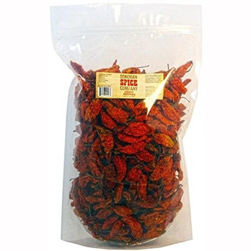 Ghost Peppers - Oven Dried 16 Oz