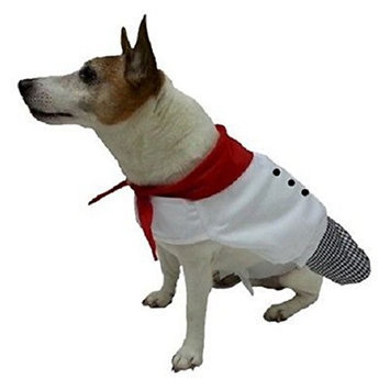 Target Chef Dog Costume Cook Pet Outfit