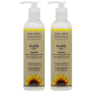 Jane Carter Healthy Hair Hydrate Leave In Styling Smoother 8oz