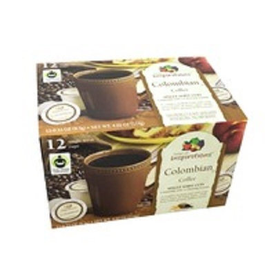 Taste of Inspirations Fair Trade Colombian Coffee Keurig K-Cups