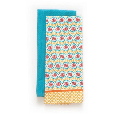 The Pioneer Woman Daisy Chain 2-Pack Kitchen Towel