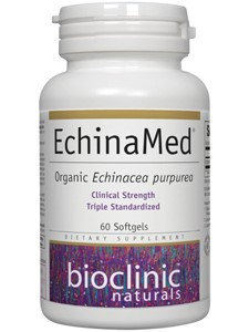 EchinaMed 60 gels by Bioclinic Naturals