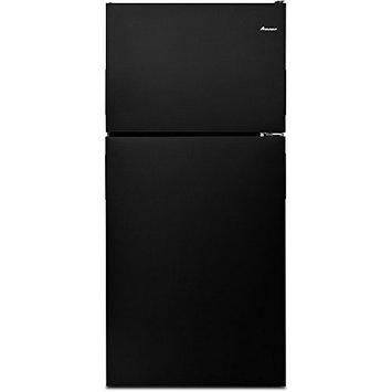 Amana ART308FFDB 18.3 Cu. Ft. Black Top Freezer Refrigerator