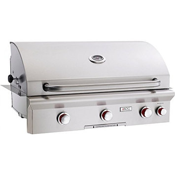 American Outdoor Grills 36 AOG Built-In T Series Grill w/Burner and Rapid Light - NG
