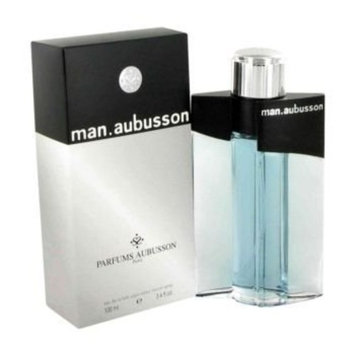 Man.Aubusson Men Eau De Toilette Spray by Aubusson, 3.4 Ounce
