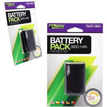 KMD (KOMODO) Rechargable Battery Pack for XBOX 360, Black
