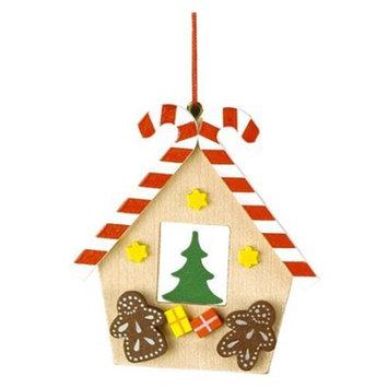 Christian Ulbricht Gingerbread House Ornament