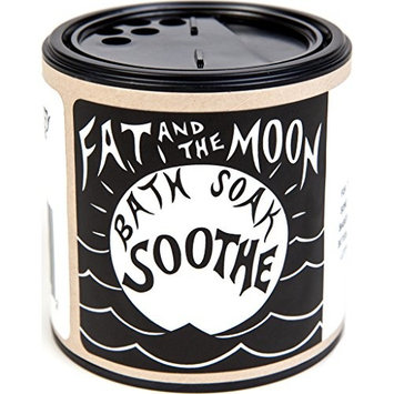 Fat and the Moon Soothe Bath Soak | 6 oz