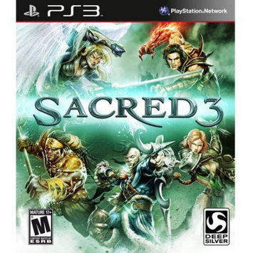 Keen Games Sacred 3 (PS3) - Pre-Owned