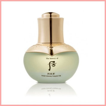 [Sample size] The History of Whoo Cheongidan wild ginseng facial oil 5ml x 1EA [Sample][TTBEAUTY]: Beauty