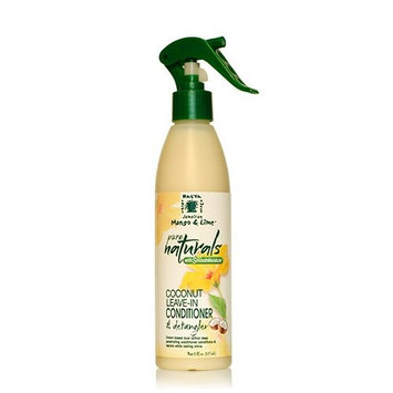 Jamaican Mango & Lime Pure Naturals Coconut Leave-in Conditioner & Detangler, 8 Ounce