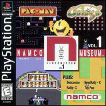 mco Hometech Namco Museum Vol. 1 Greatest Hits