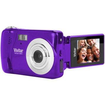 Vivitar ViviCam VX018 10.1 Megapixel Compact Camera - Purple