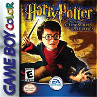 Harry Potter and the Chamber of Secrets - [Game Boy Color] - Used