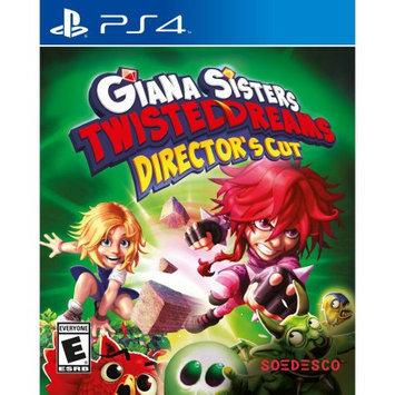 Visco Giana Sisters Twisted Dreams Directors Cut Playstation 4 [PS4]