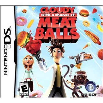 Ubisoft Cloudy with a Chance of Meatballs (used)