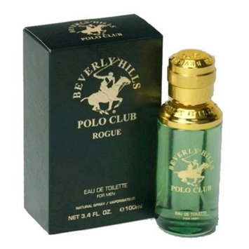 Beverly Hills Polo Club 20041637 Rogue Eau de Toilette Spray for Men 3.4 oz.
